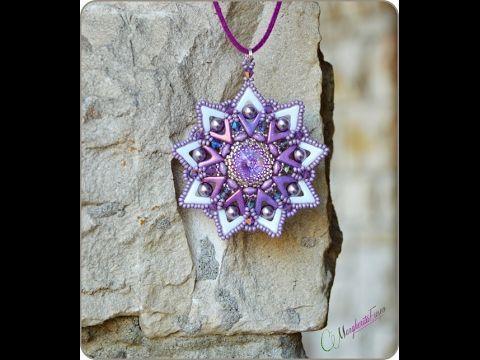 Risultati immagini per tutorial ciondoli con perline ava beads