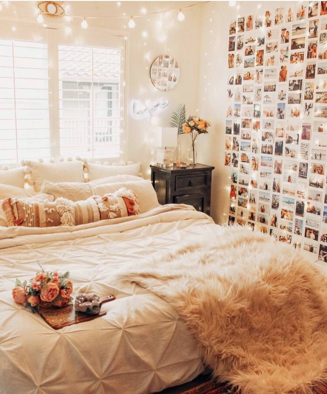 Vsco Decor Ideas Must Have Decor For A Vsco Room The Pink Dream Paris Decor Bedroom Paris Themed Bedroom Dream Rooms