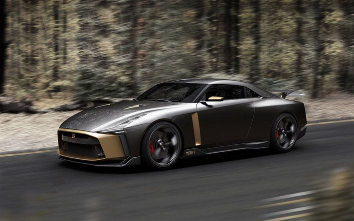 2019 Nissan Gt R50 Concept Cool Japanese Sports Car 2019 Gt R50