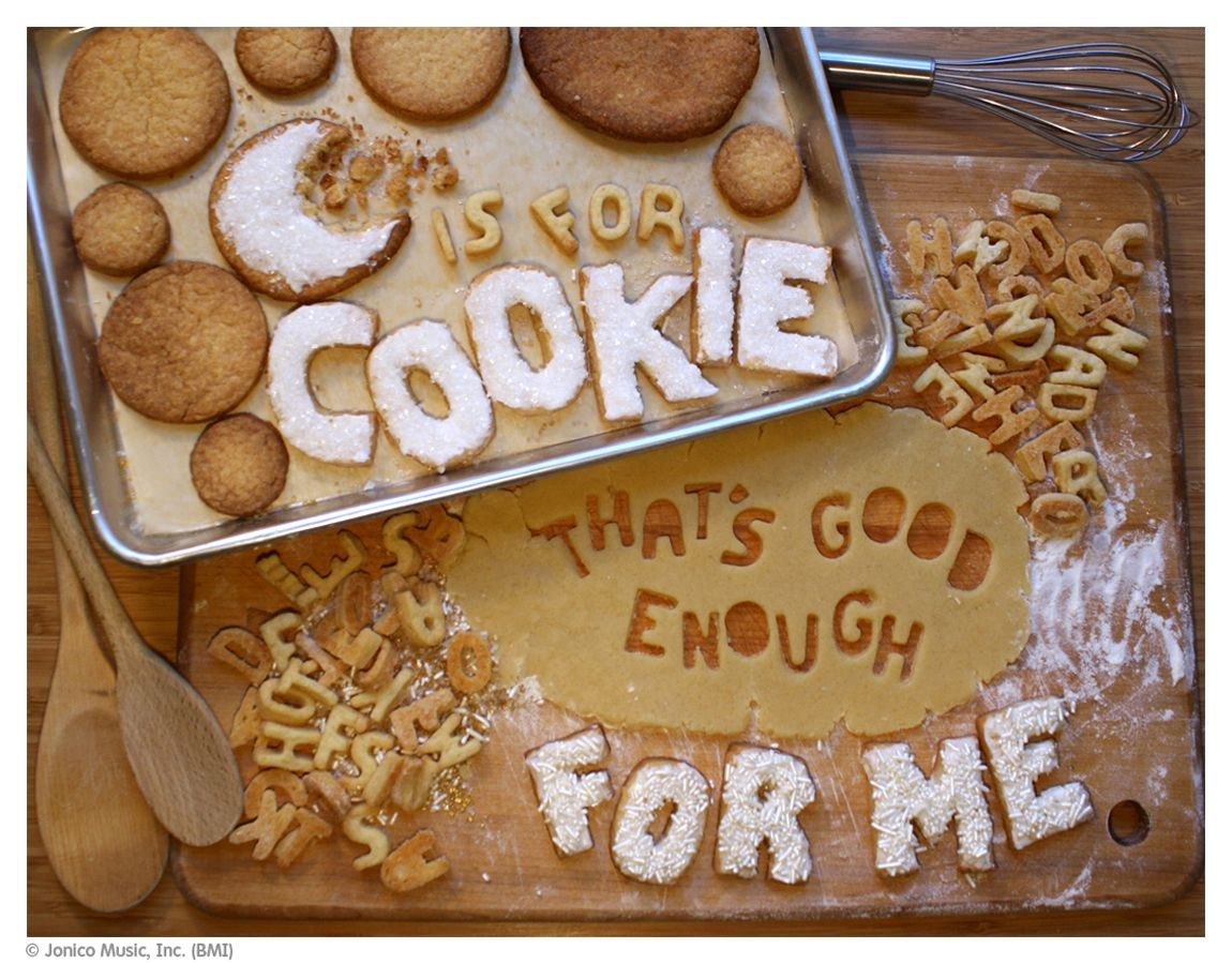 Cookie cookie cookie starts with C!