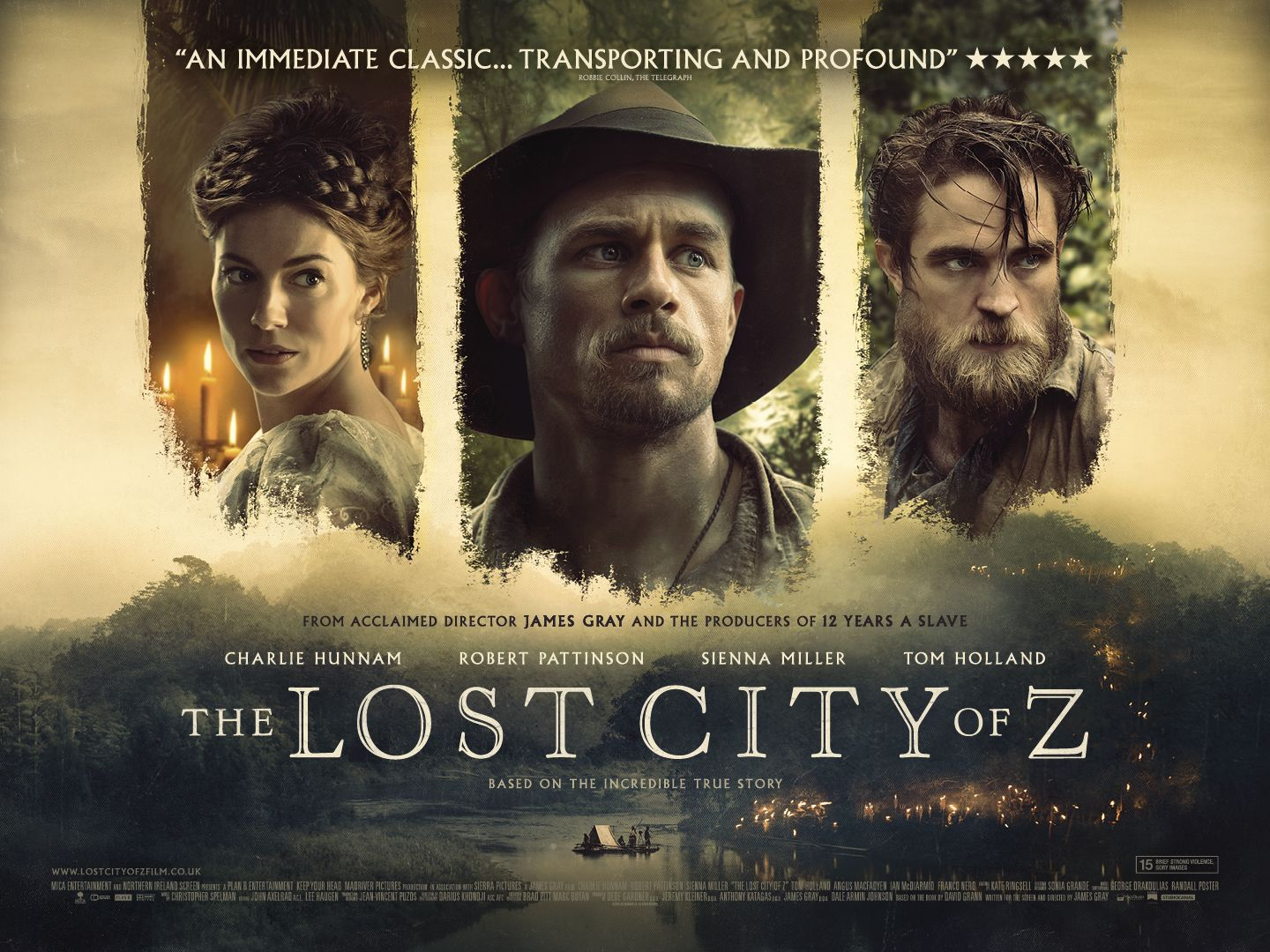 Studiocanaluk On Twitter Lost City Of Z Lost City Lost Movie