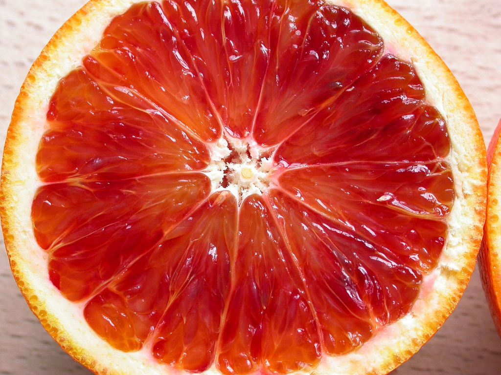 How Many Color Of Natural Oranges Are There Fruit