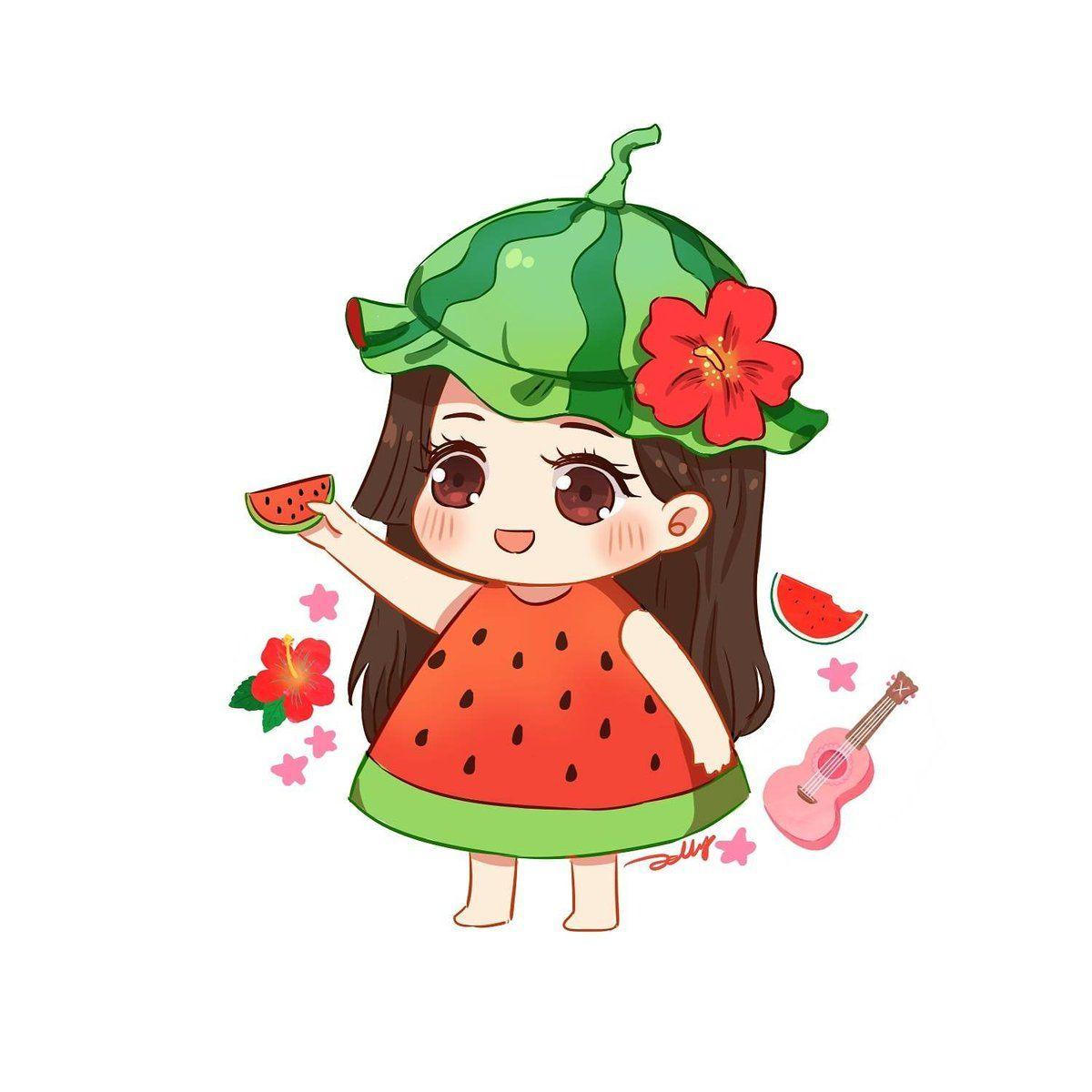 Jellyjellywing On Twitter Cute Cartoon Wallpapers Girls Cartoon Art Cartoon Girl Images