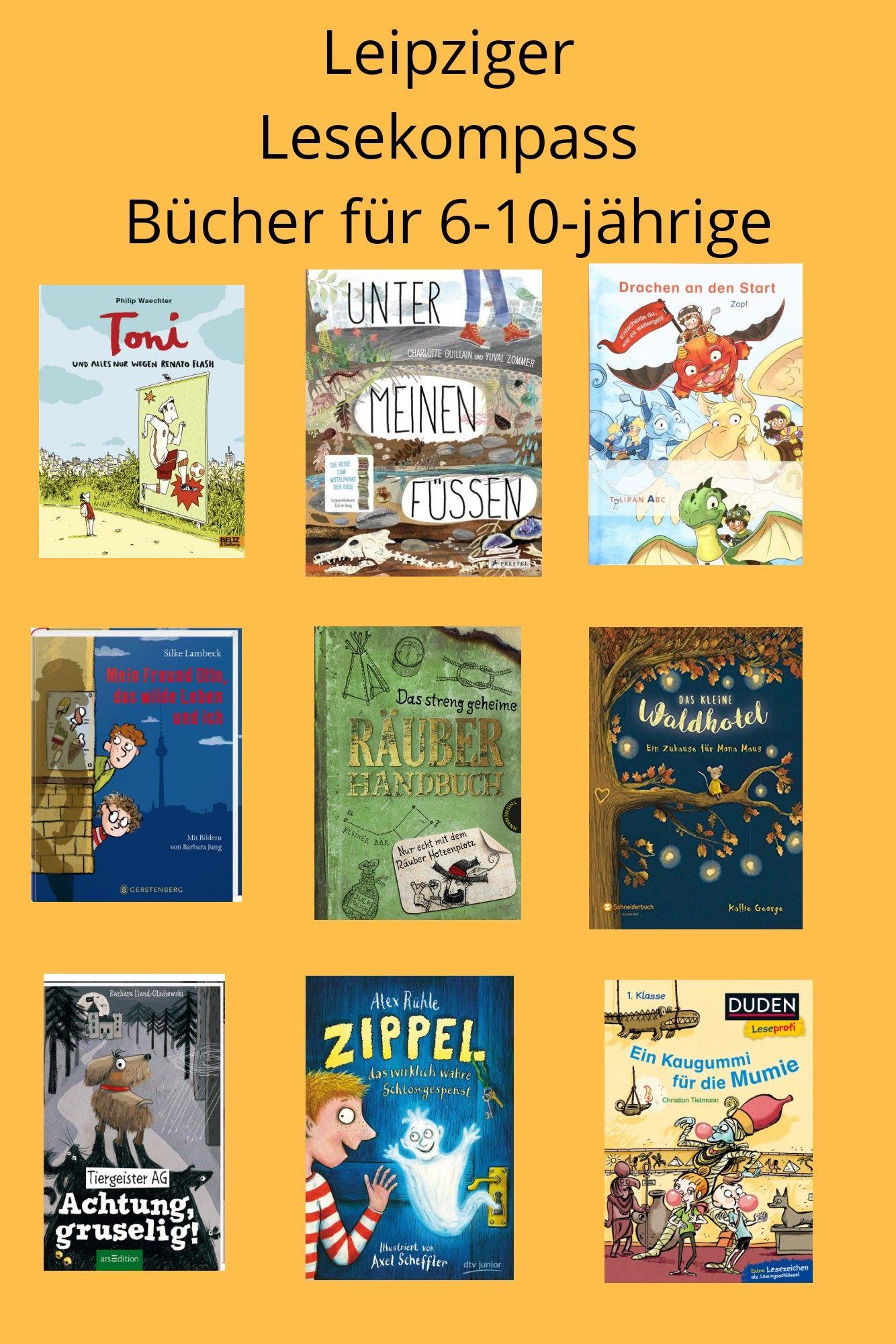 Leipziger Lesekompass Kategorie 6 10 Jahre Bucher Bilderbuch Buch Tipps