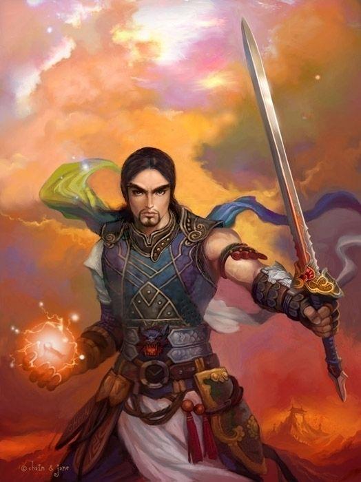 Sword & Wizards