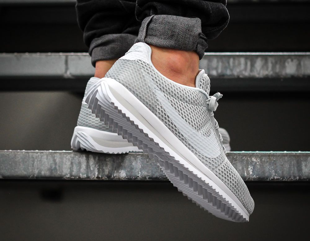hot sale online 9ae86 b8744 Nike Cortez Ultra BR Breathe Pure Platinum (2)