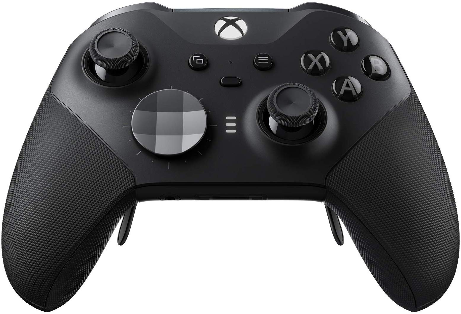 Amazonsmile Elite Series 2 Controller Black Xbox One Video Games Xbox Accessories Xbox One Controller Xbox Wireless Controller