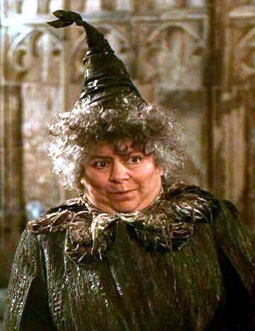 harry potter professor sprout