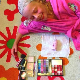 Things used for my sisters makeover + my sister