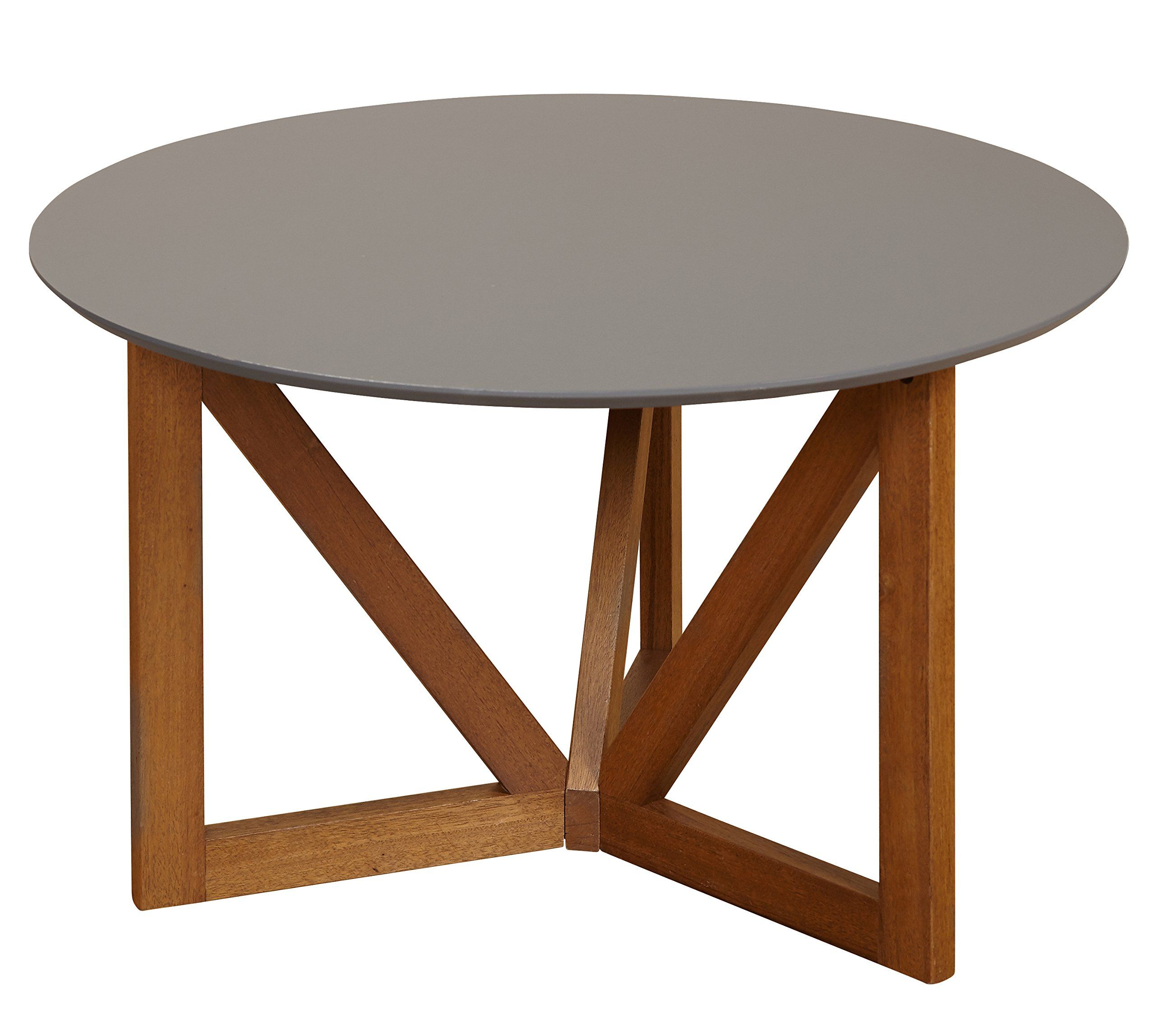 Shaker Coffee Table Natural Hearth Hand With Magnolia In 2021 Round Wood Coffee Table Coffee Table Round Coffee Table [ 2000 x 2000 Pixel ]