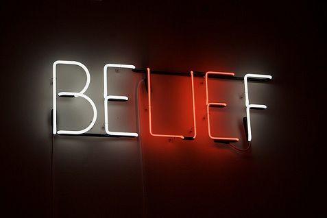 Light Up Neon Word Sign | Typography Art
