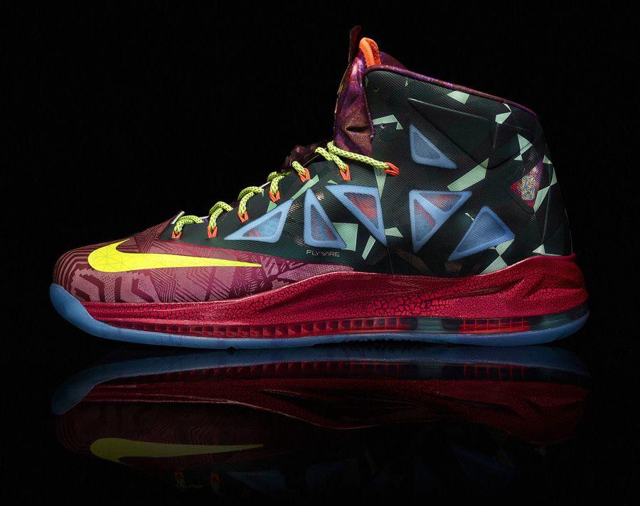 the latest f5652 bb203 Guarantee Quality Nike LeBron 10s PS. Elite MVP Custom