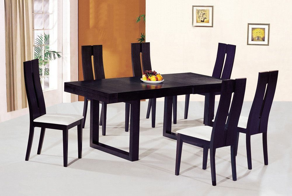 Wooden Dining Tables For The Contemporary Home With Images