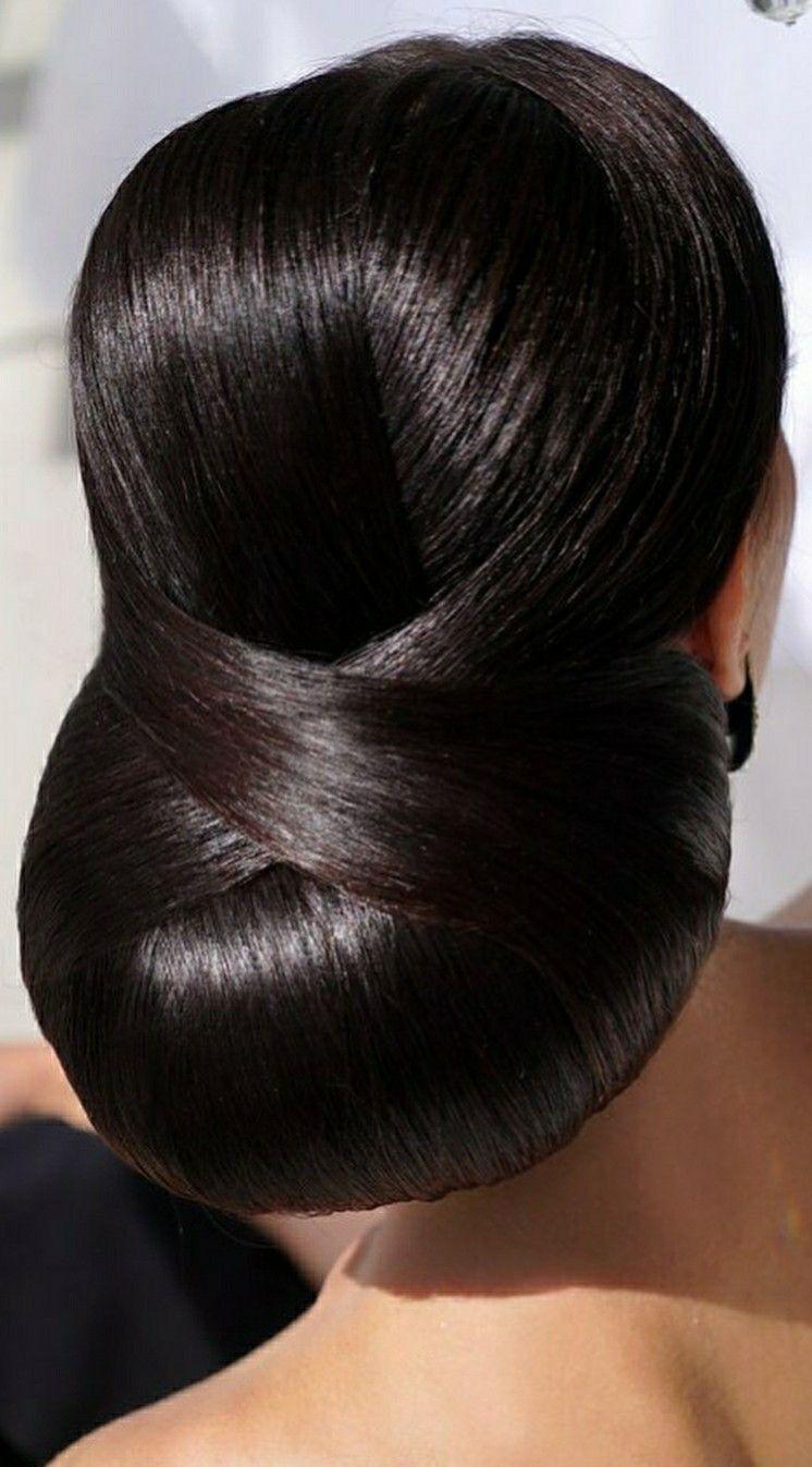 Pin On Indian Low Bun Hair Styles