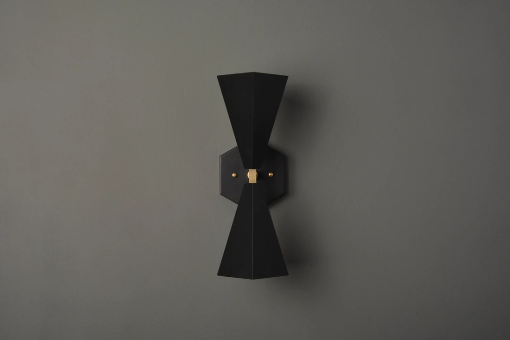 Anderson in 2020   Modern black sconce, Black sconces ... on Ultra Modern Wall Sconces id=88021