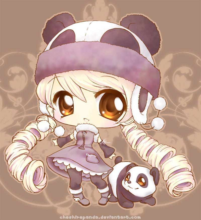 Chibi1panda Entry By Phantomcarnival On Deviantart Chibi Kawaii Chibi Chibi Panda