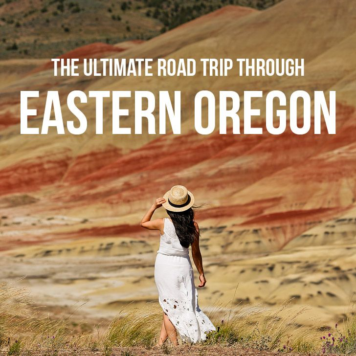 Eastern Oregon Road Trip - Best Things to Do in Eastern Oregon #traveloregon