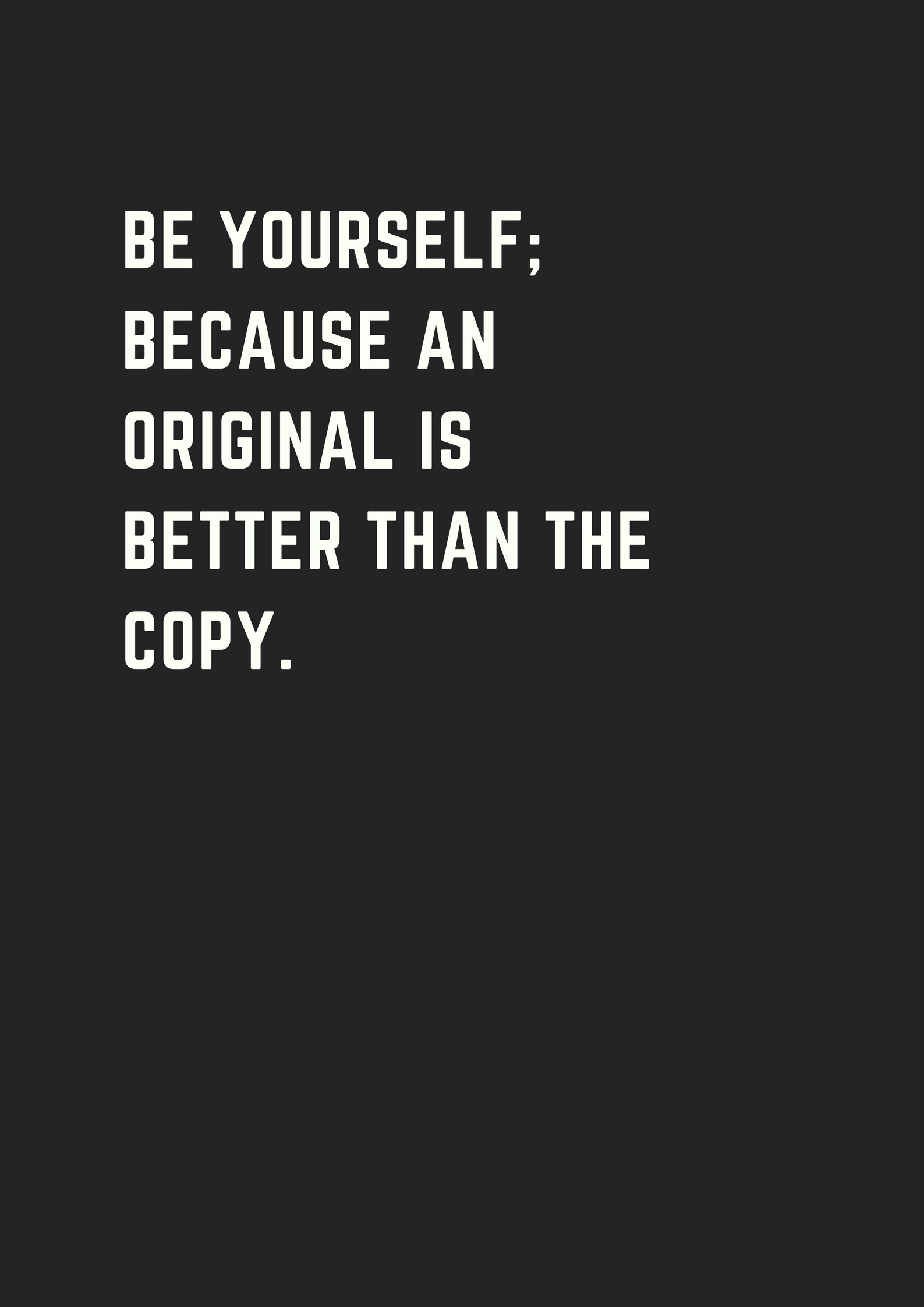 Best black and white inspirational quotes