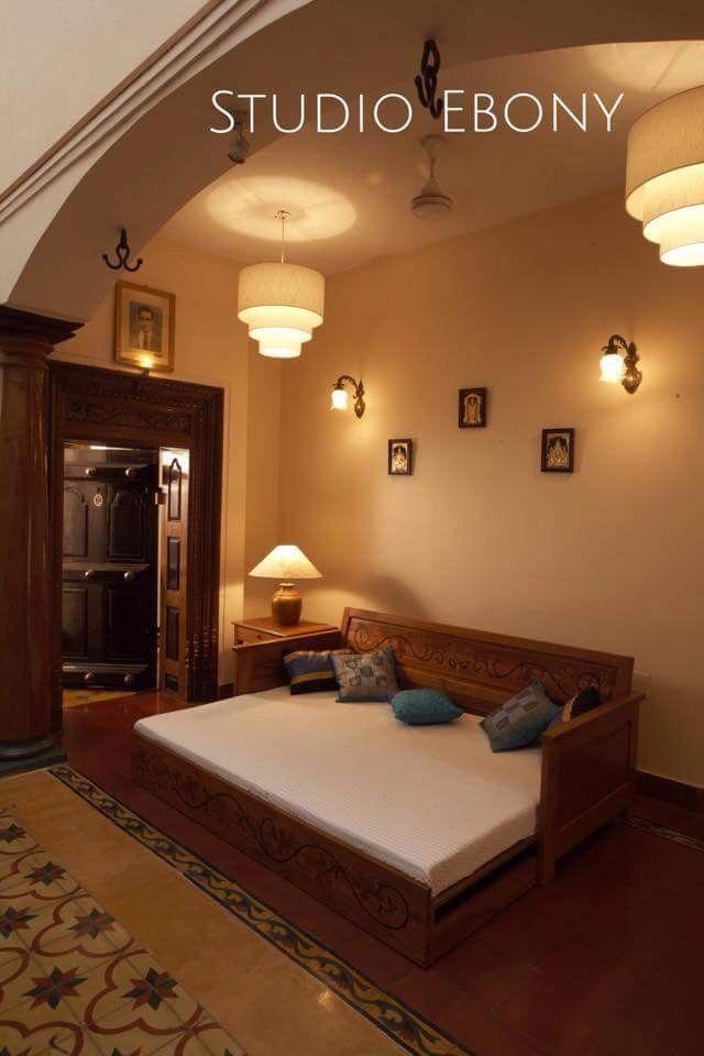 Indian Bedroom Simple Yet Elegant Indian Bedroom Decor Indian