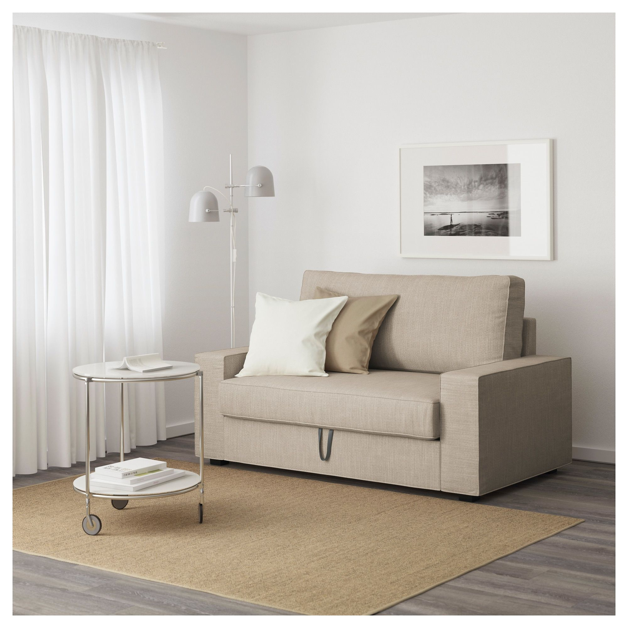 Bettsofa Vilasund Vilasund 2er Bettsofa Hillared Beige In 2019 Products Chair