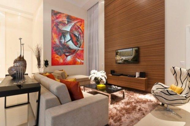 25 Luxurious Modern Living Rooms Living Room Design Pinterest
