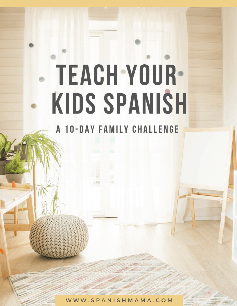 Calendar Songs in Spanish Days of the Week, Months, and