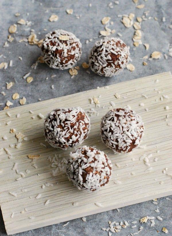 baka sockerfritt chokladbollar