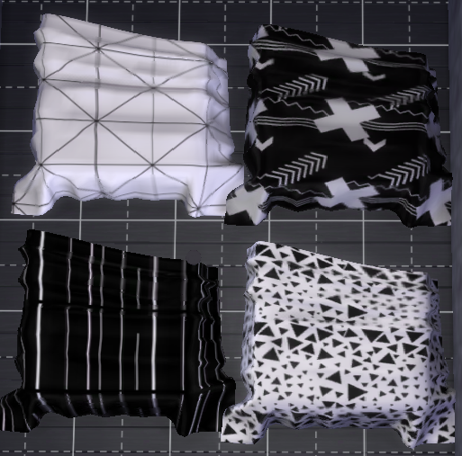 My Sims 4 Blog: Blanket Recolors by Nozanindya