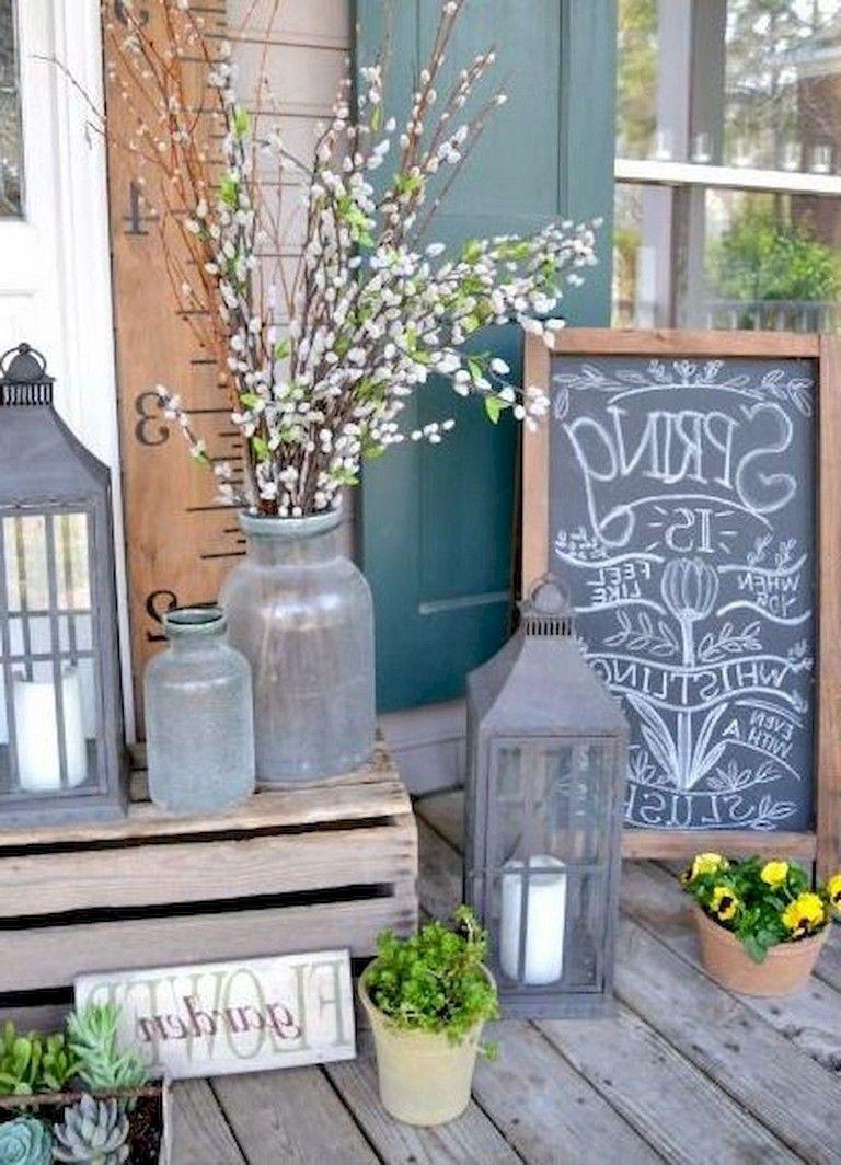 luxury farmhouse front porch decor ideas decoration decoratingideas decorideas also home rh pinterest