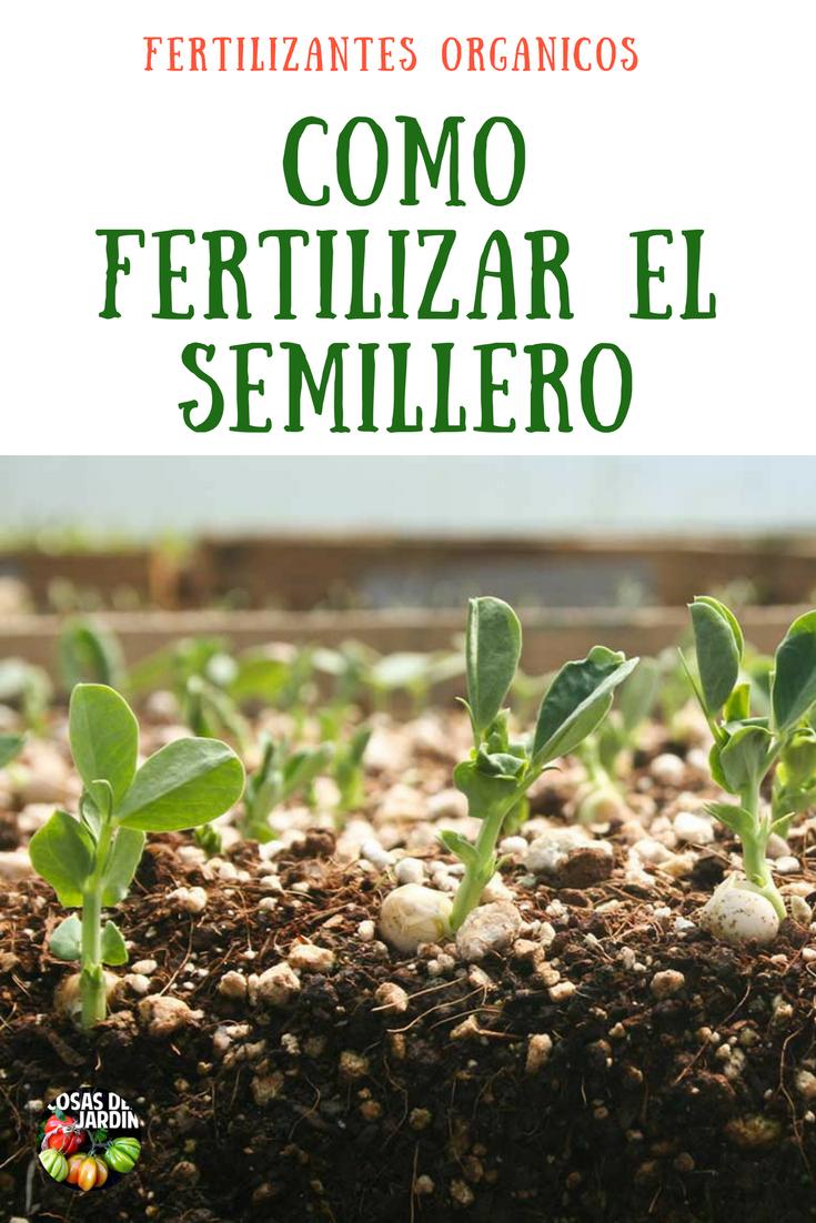 La fertilización es un aspecto necesario de la jardinería. A menudo, las plantas no pueden obtener todos los nutrientes que necesitan valiéndose solamente de la tierra del jardín, por lo que necesitan un empujón adicional con lo que llamaríamos mejoradores del suelo o fertilizantes. #huertourbano #huerto #jardin #jardineria #fertilizante