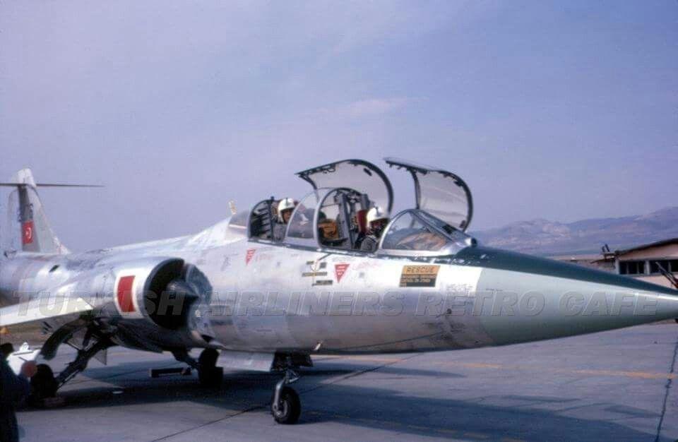 F-104 Starfighter Turkish Air Force 1963