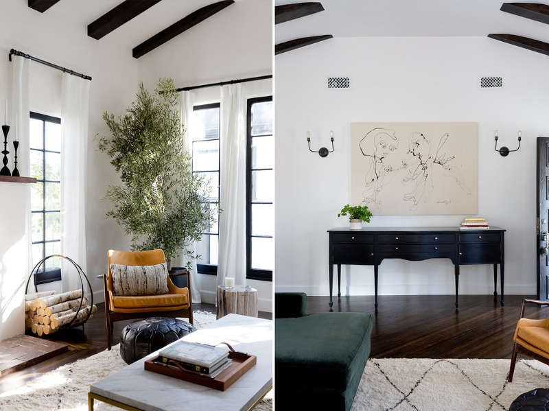 Spanish mission style renovation desire to inspire for Divano in spagnolo
