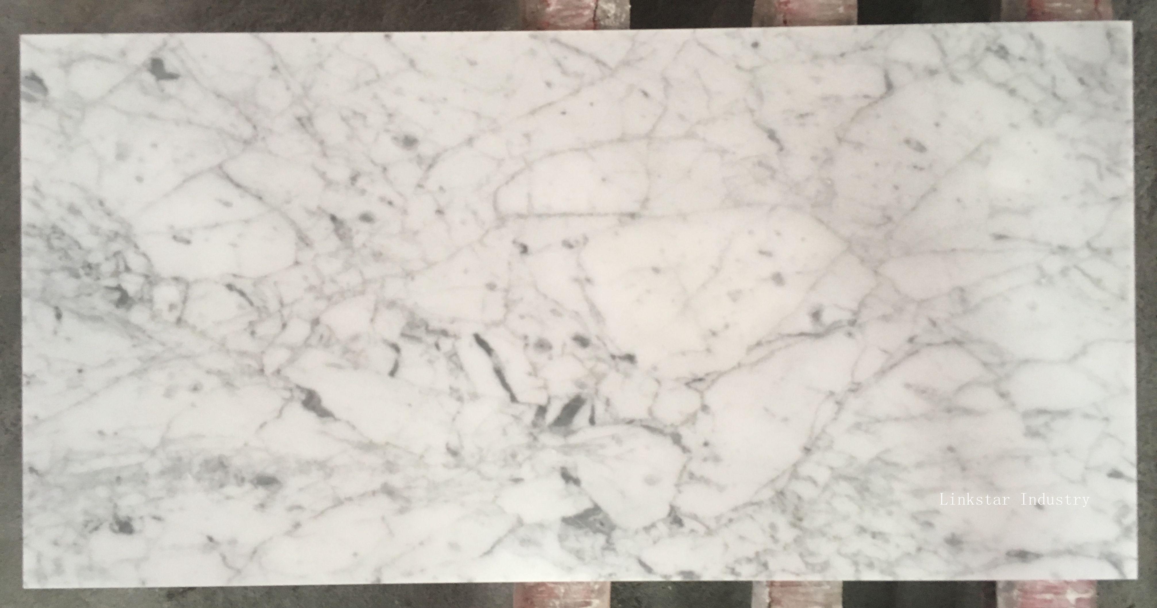 Carrara White Marble Tile 24 12 Honed Stone Slab White Marble Tiles Marble Tile