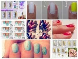 Tips para pintarse las uñas y 15 Tutoriales