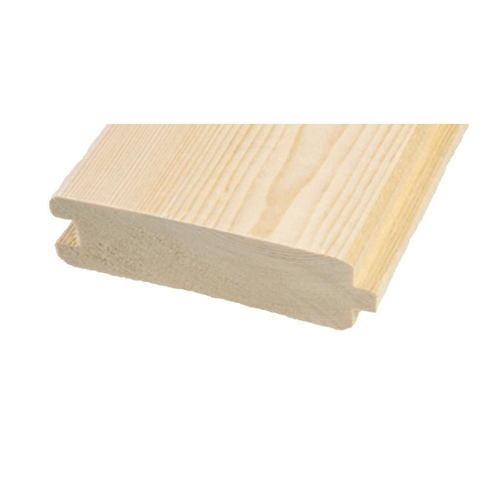 2 In X 6 In X 12 Ft Select Tongue Groove Decking Board 740462026476 The Home Depot Tongue And Groove Deck Boards Deck