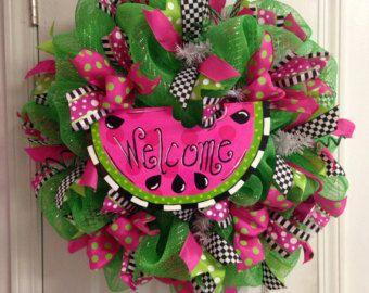 Photo of Items similar to Baseball Deco Mesh Wreath on Etsy