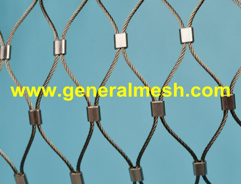 Plasa Cabluri Inox Stainless Steel Balustrade Stainless Steel Cable Rope Fence