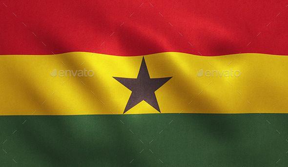 Ghana Flag Ghana Flag Flag Logo Icons