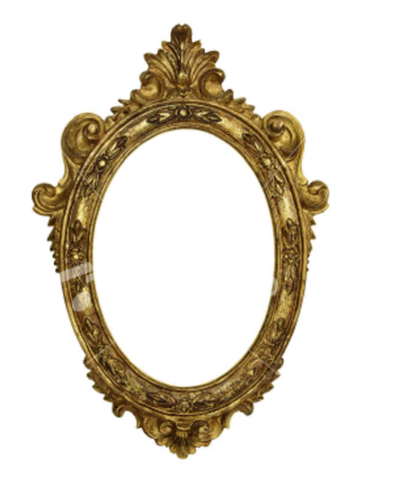 Old Fashioned Picture Frames This Type Of Very Antique Frame With