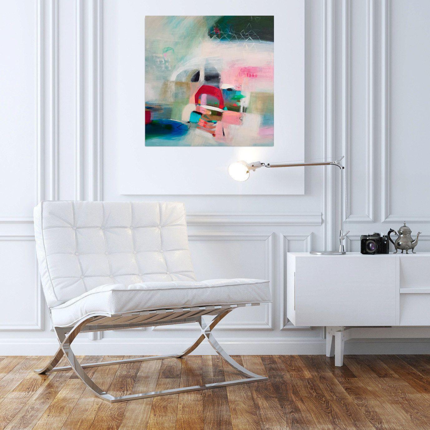 Abstract painting wall decor home decor wall art original