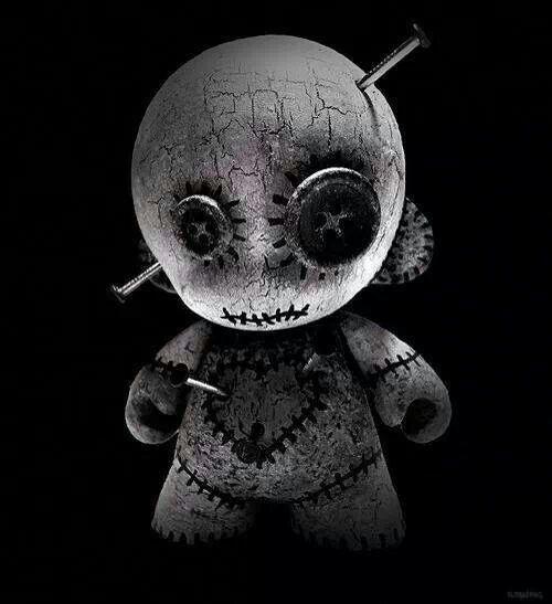 картинки куклы вуду для обоев читаю