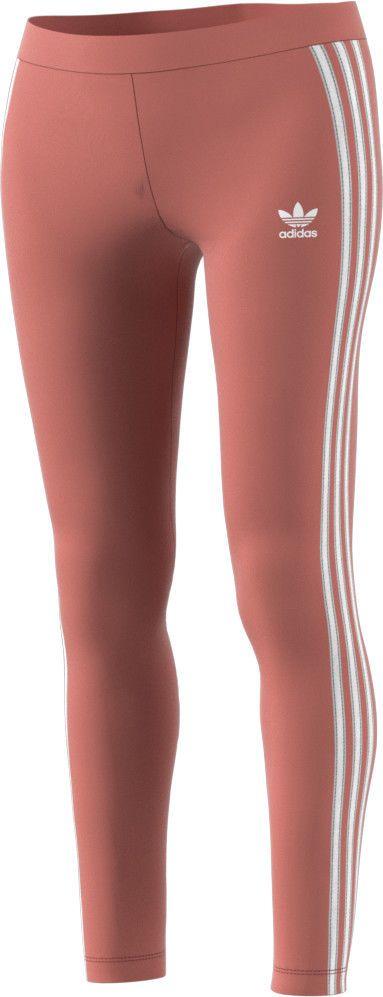 Women's Adidas Originals 3 Stripes Leggings [Ce2444] Ash