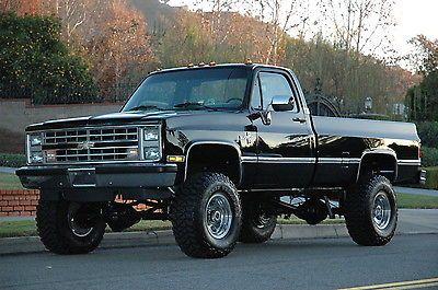 1985 Chevy Silverado Google Search Classic Chevy Trucks Chevy Trucks Lifted Chevy Trucks