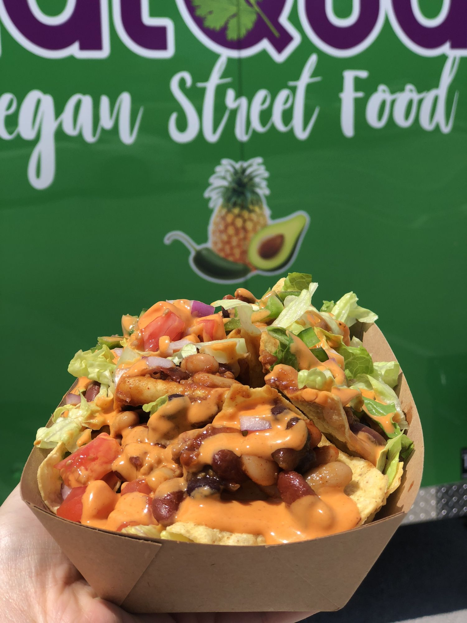 Eatqual Vegan Food Truck Review Space Coast Foodies Brevard County Melbourne Cocoa Beach Satellite Beach Palm Bay Food Vegan Food Truck Beach Meals