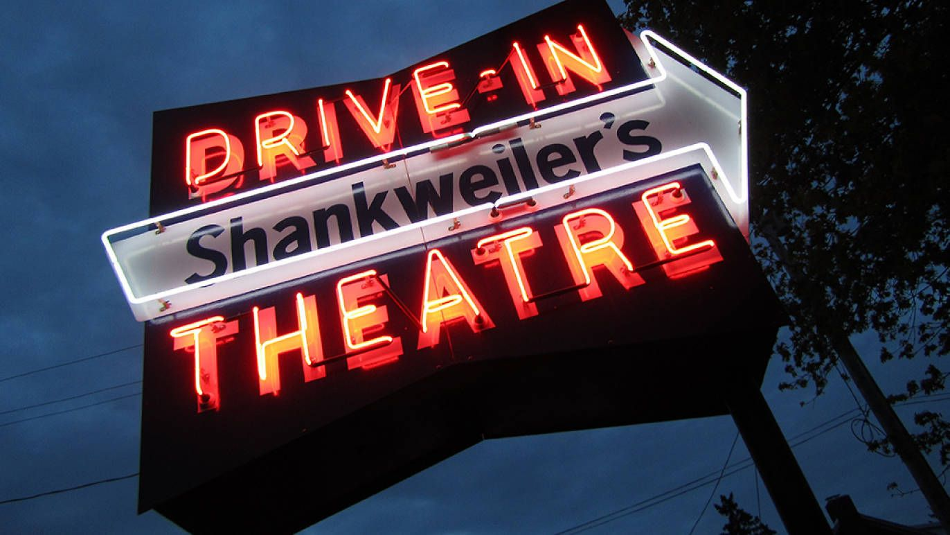 Find the best drivein theater near NYC Drive in movie