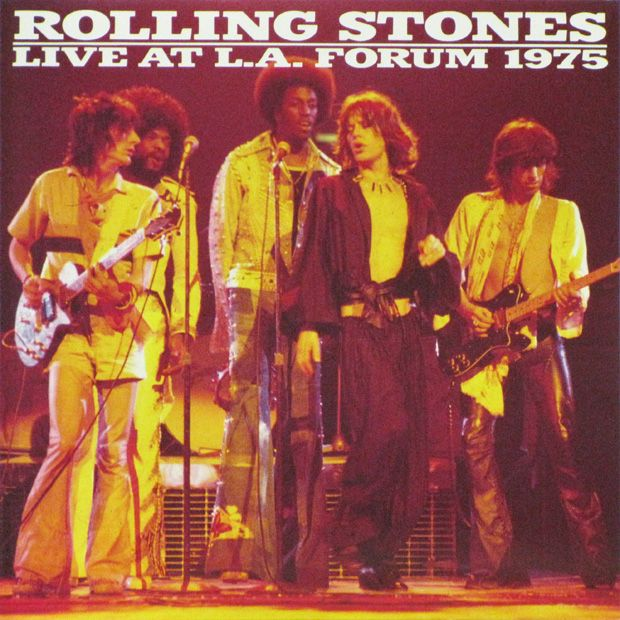 Bootleg sleeve | The Rolling Stones in 2019 | Rolling stones