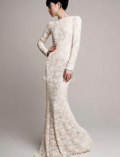 88cdb34d5c Vestidos de novia de invierno ¡Diseños espectaculares!