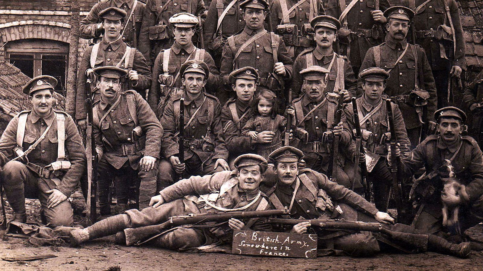 Facts About Wwi British Army