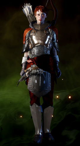 Inquisition Scout Armor Dragon Age Dragon Age Inquisition Scout Submitted 6 years ago by infernonovacolumbia. inquisition scout armor dragon age