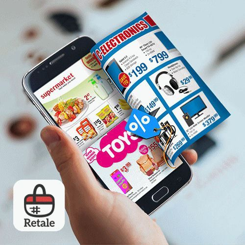 Retale app. Coupons, Deals & Weekly Ads Coupon deals